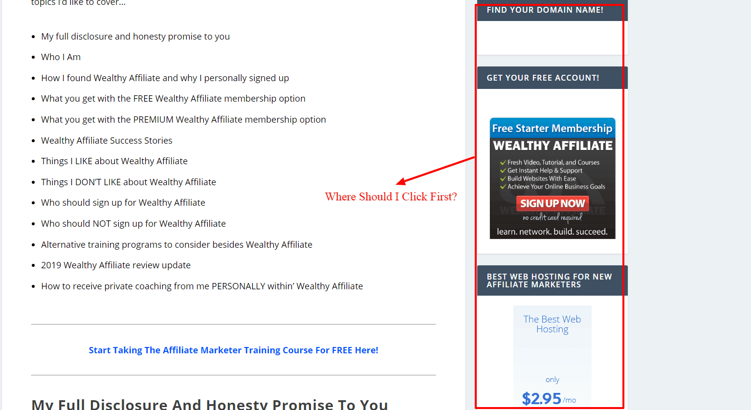 Banner ads are ugly