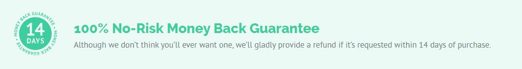 WP Rocket refund policy