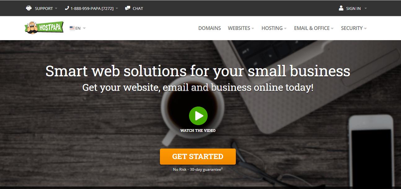 HostPapa offer free site migration