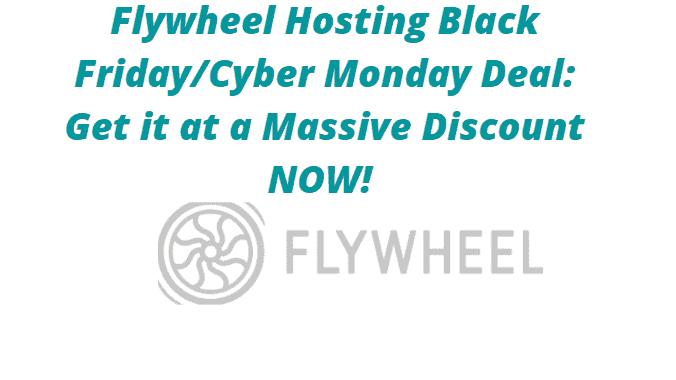 Flywheel Hosting Black Friday Deals and Sale 2021