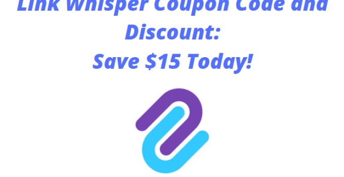 Link Whisper discount
