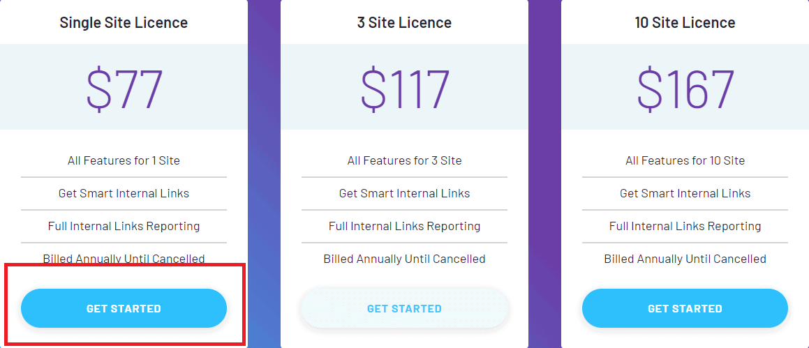 avoid the regular Link Whisper pricing with my discount code