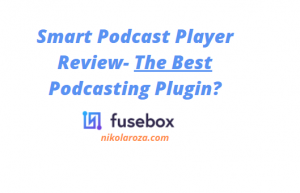 Fusebox smart podcast player review