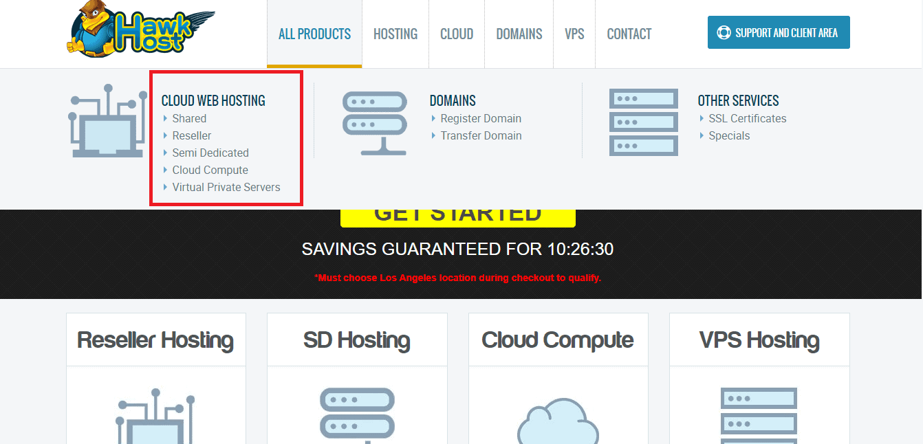 HawkHost Hosting Services