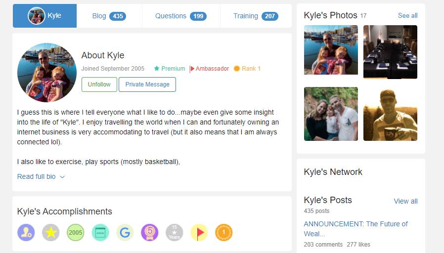Kyle Loudon profile