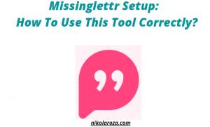Missinglettr setup guide