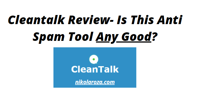 CleanTalk review