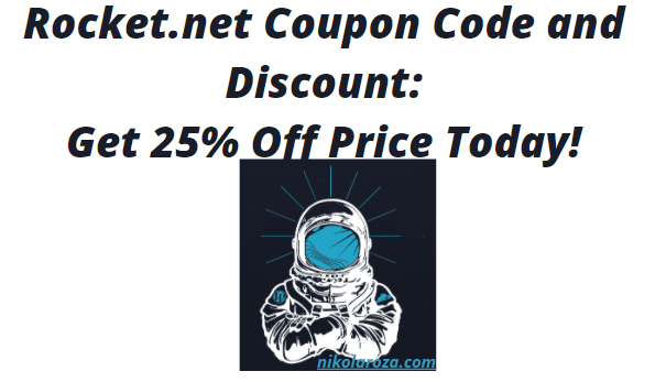 Rocket.net coupon code and discount